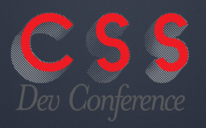 CSS Dev Conference 2013 is arriving